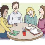 Работа с родителями и социальными партнерами