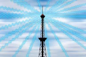 Лучи радио радиоволны