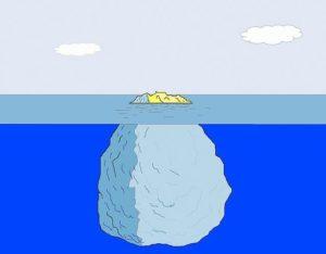 айсберг