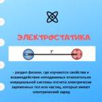 Электростатика