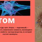 Атом. 9 класс. Физика