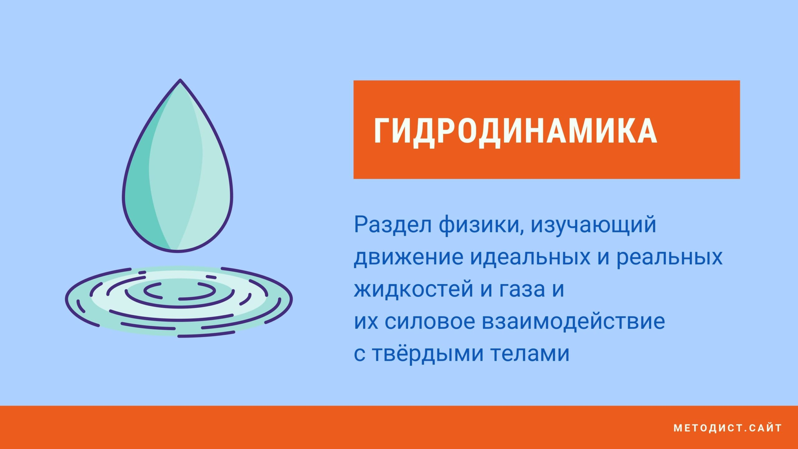 Гидродинамика