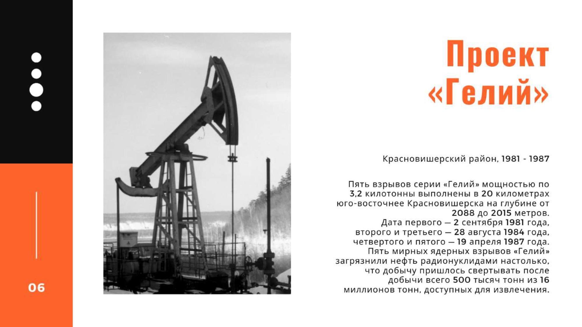 "Проект ""Гелий"" Красновишерский район"